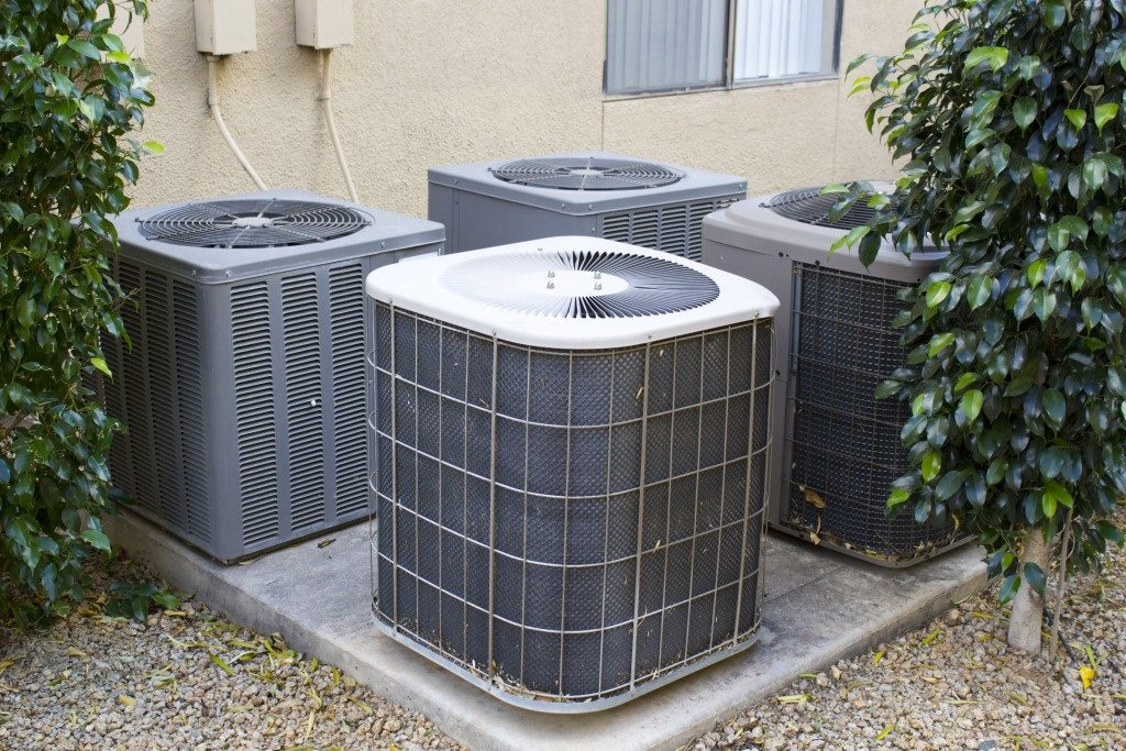 air conditioner compressor units