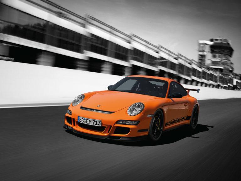 Porsche 911 GT3 RS - Wheelsage