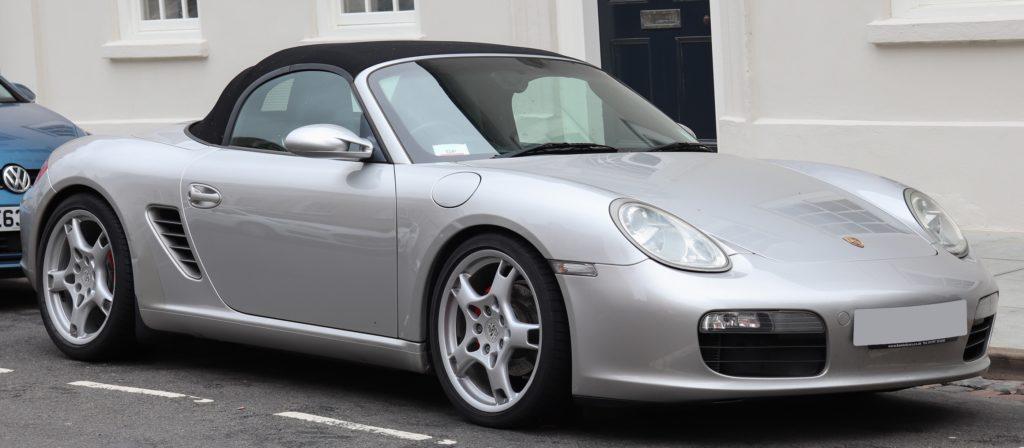 2006 Model Porsche Boxter